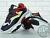 Женские кроссовки Ash Addict Sneakers Black/Red FW18-S-126379-005, фото 5