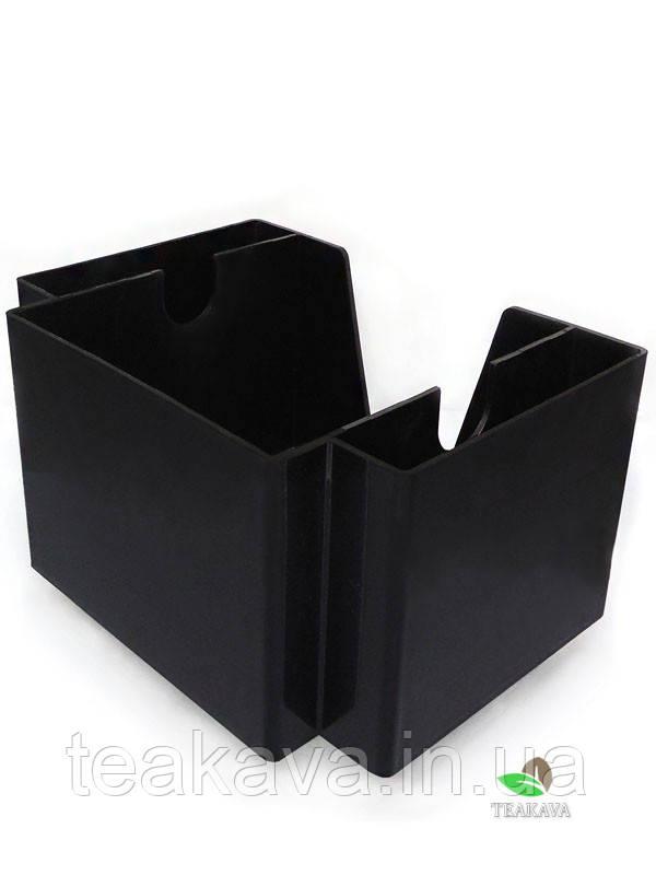 Организатор барный профессиональный, черный пластик JW-BC2
