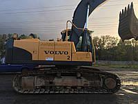 Гусеничный экскаватор Volvo EC210СN 2010 года, фото 1