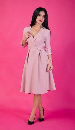 """Молодіжне стильне плаття """"258"""", фото 2"""
