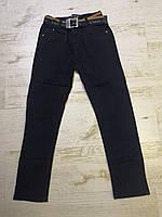 Котоновые брюки для мальчиков  KE YI QI 134-164 р.р