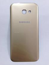 Задняя крышка Samsung A5 A520 2017 Gold