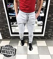 Светло-серые мужские спортивные штаны в категории спортивные штаны в ... 72142c4edbafa