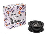 Ролик генератора MB Sprinter CDI (ручейковый) (паразитный) AUTOTECHTEILE 100 2009