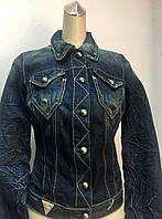 Куртка Guess luxury jeans женская джинсовая .