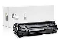 Картридж HP 85A CE285A (чёрный) совместимый, стандартный ресурс (1.600 копий), аналог от Gravitone