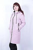 Куртка женская деми FINE BABY CAT FBC-1970 розовый
