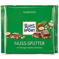 Mini Ritter Sport Nuss-Splitter Hazelnuts 16 g