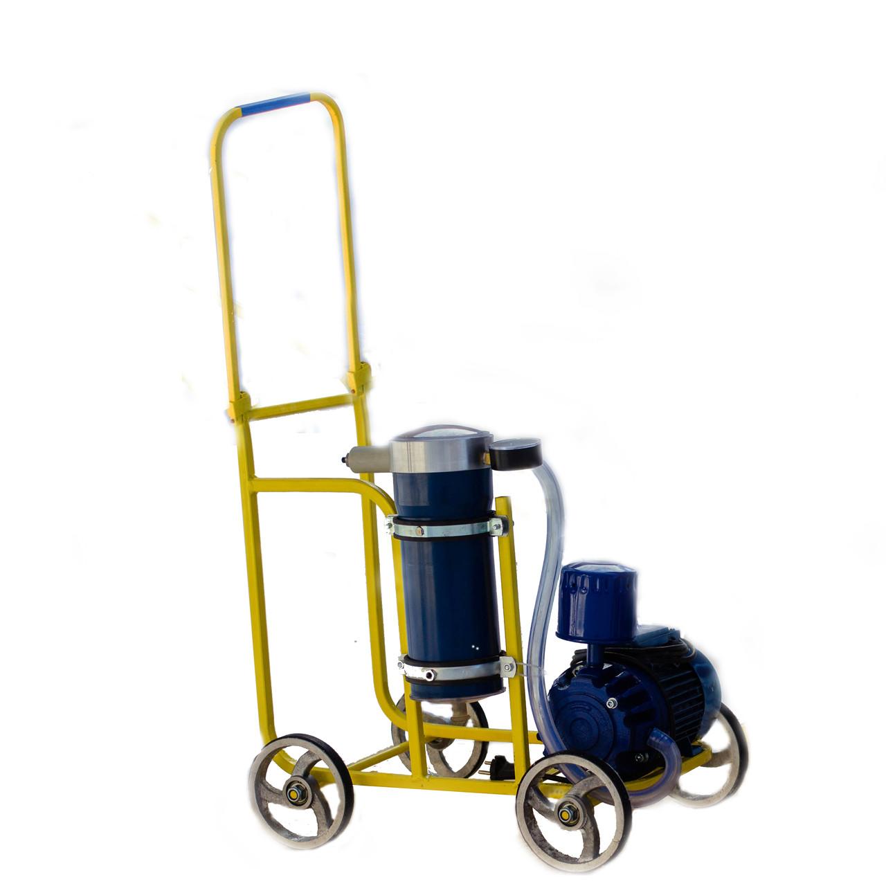 """Доильная установка вакуумная для доильных аппаратов с ресивером """"НВРСТ - 220"""""""
