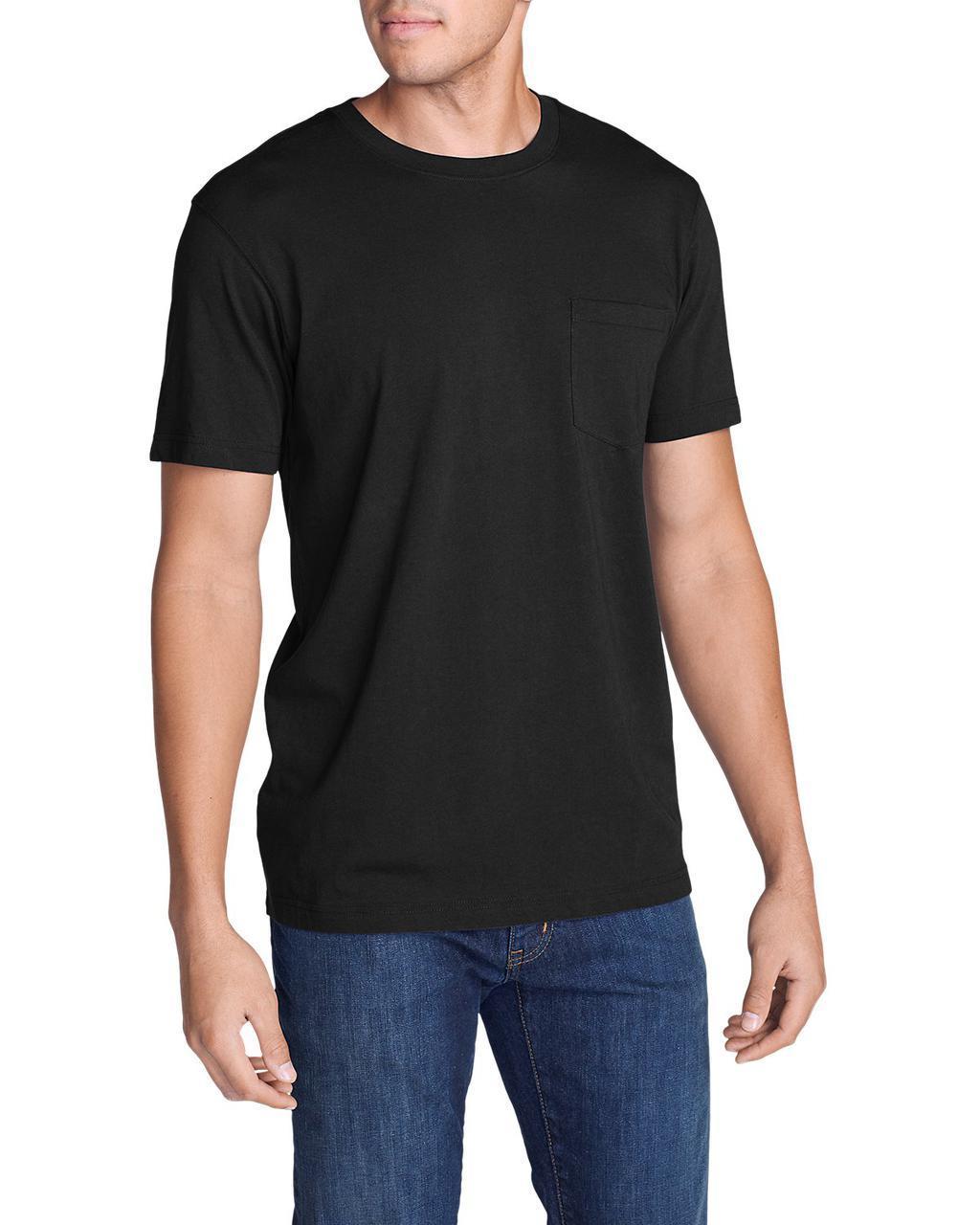 Футболка Eddie Bauer Legend Wash Short-Sleeve Pocket T-Shirt M