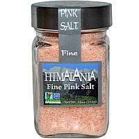 Розовая соль грубого помола Himalania, 285 г