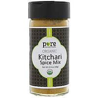 Смесь органических специй кичари Pure Indian Foods, 68 г