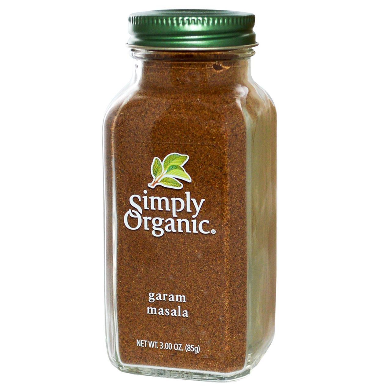 Гарам масала Simply Organiс, 85 г