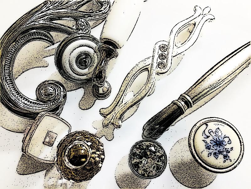 Мебельные ручки - правила ухода
