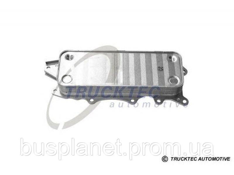 Теплообменник (радиатор масляный (OM642)