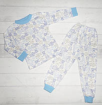 Детская пижама 1,2,3,4 года