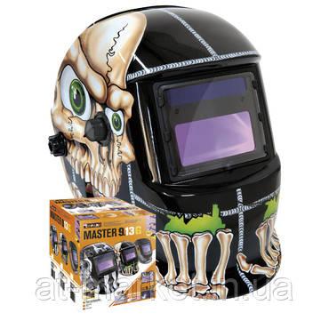 Сварочная маска хамелеон GYS LCD MASTER BONES 9/13