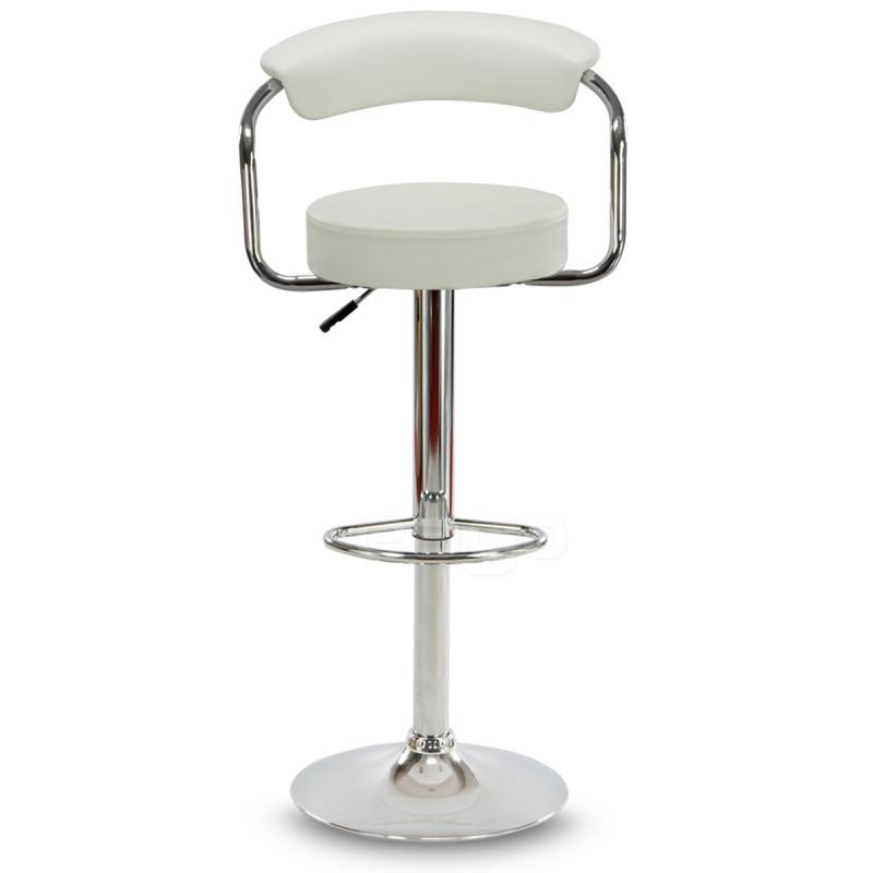 Барный стул Hoker VIGO. Цвет белый