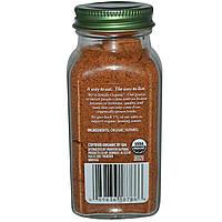 Мускатный орех, молотый, Simply Organic, 65 г