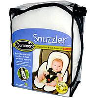 Summer Infant, Сназлер, комплекс для головы и тела, поддержка от рождения до 1 года