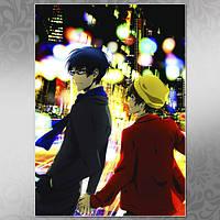 Плакат Zankyou no Terror 03