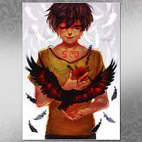 Плакат Zankyou no Terror 07