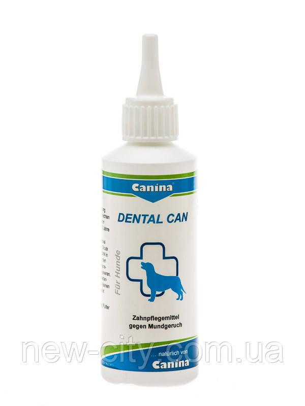 Canina Dental Can 100ml уход за зубами и пастью