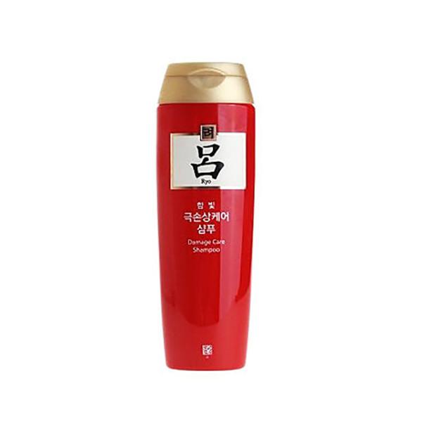 Шампунь для укрепления и восстановления волос Ryo Hambit Damage Care Shampoo 180g