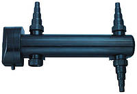 УФ-стерилизатор для пруда AquaKing UV-Filter JUVC-CW 55 (25000 л/ч, для пруда до 60000л)