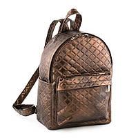 Рюкзак Fancy коричневий атлас_склад, фото 1