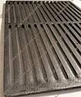 Решетка гриль-барбекю чугунная 320 х 510 мм., фото 4