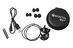 Наушники Beretta Earphones Bluetoot Active (черные)