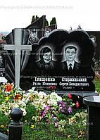 Двойные надгробия № 24