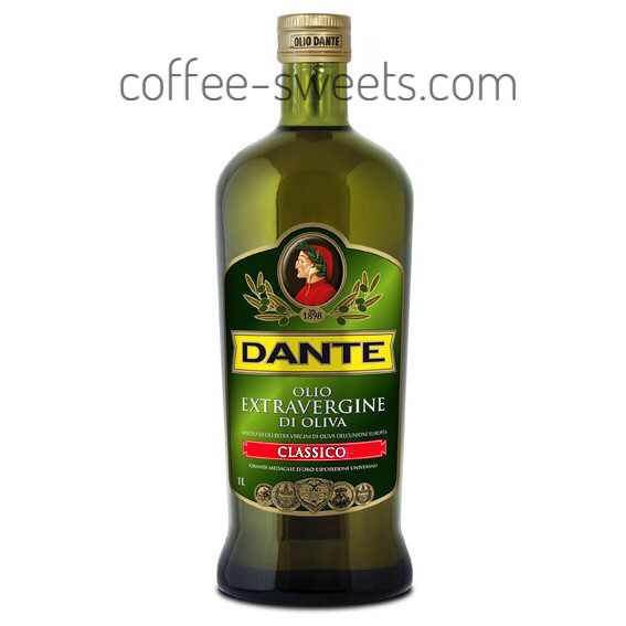 Оливковое масло Dante Classico 1л
