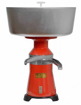Сепаратор-сливкоотделитель молочный Мотор Сич СЦМ 100-15. Корпус металл + полипропилен