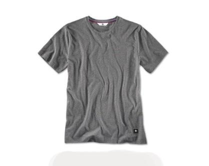 Чоловіча футболка BMW T-Shirt, Men, Space Grey Melange, (80142411067)