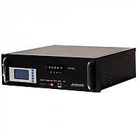 Литиевые аккумуляторы EverExceed 48 В, 50 Ач/2,4 кВт, под буферный режим, с дисплеем, фото 1