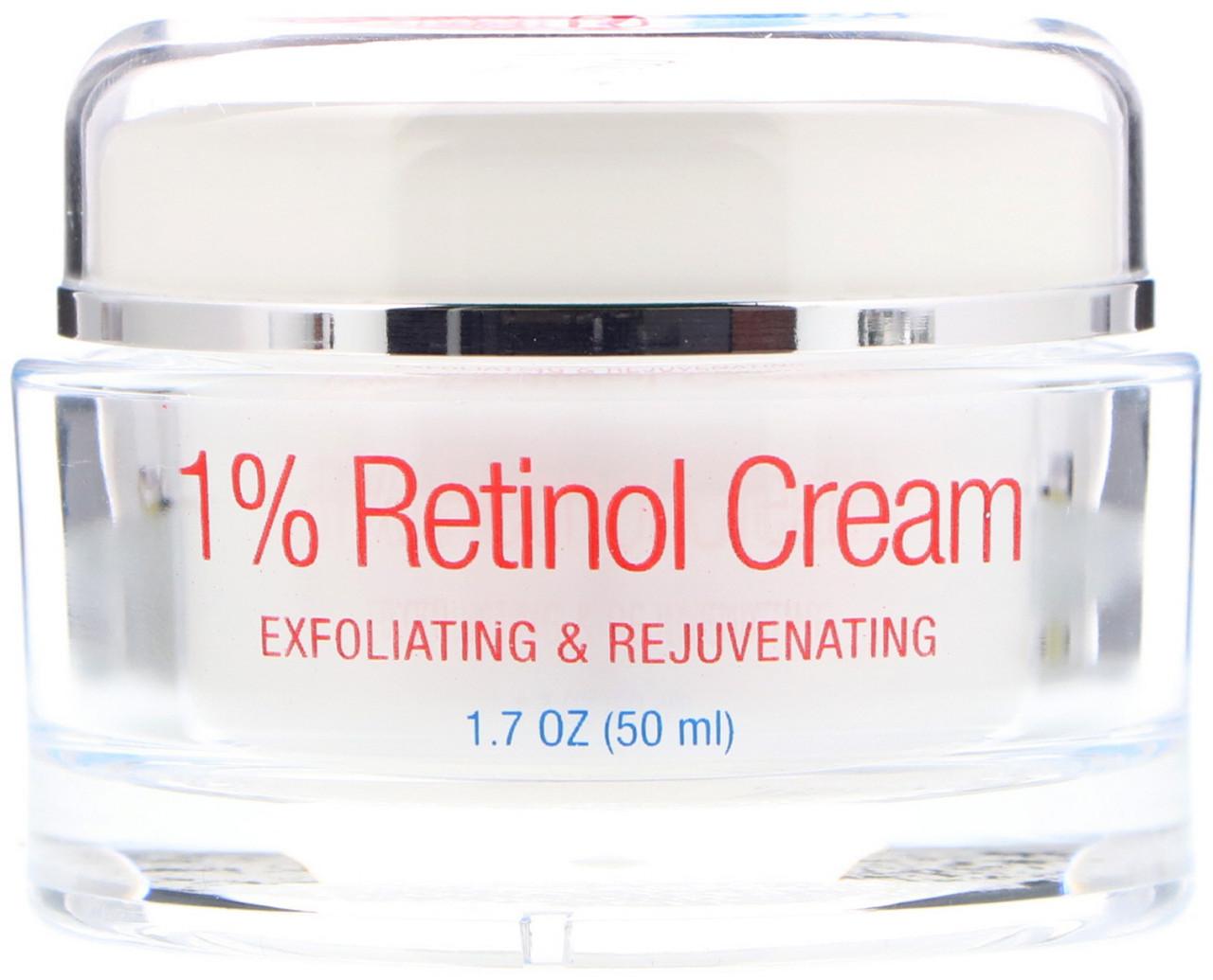 AllVia, Крем с 1%-ным ретинолом, 50 мл