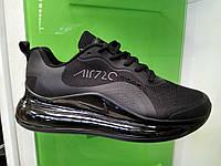 Мужские кроссовки Air Max 720 black