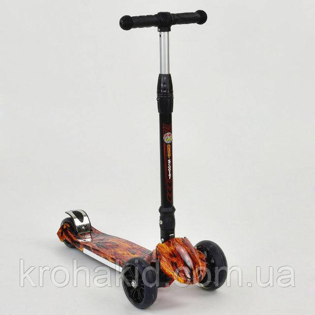 Самокат Best Scooter  А 24720/ 7707 СКЛАДНОЙ