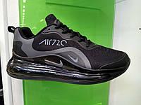 Мужские кроссовки Air Max 720 black & gray