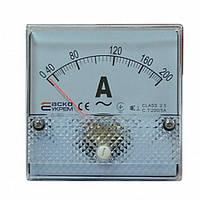 Амперметр АС 200/5А 80х80 (А-80)