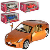 "Машинка Kinsmart KT 5061 W ""Nissan 350 Fairlady"" (1:34, 4 цвета)"