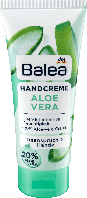 Увлажняющий крем для рук с 20% Алое Вэра Balea Handcreme Aloe Vera, 100 ml