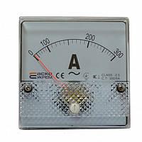 Амперметр АС 300/5А 80х80 (А-80)