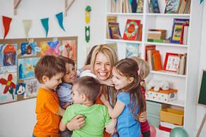 Трапы в детский садик
