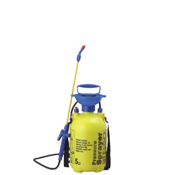 Ручной опрыскиватель  для сада и огорода  Pressure Sprayer  Форте  5 л