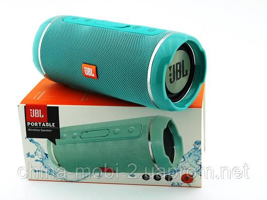 JBL  Flip 6+ T&G116 10W копия, портативная колонка с Bluetooth FM MP3, Teal мятная, фото 2