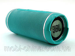 JBL  Flip 6+ T&G116 10W копия, портативная колонка с Bluetooth FM MP3, Teal мятная, фото 3