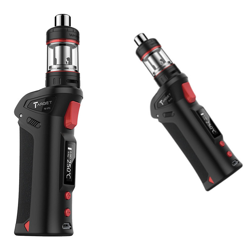 🔝 Электронная сигарета, вейп, Vaporesso Target 75W VTС Starter Kit, боксмод | 🎁%🚚
